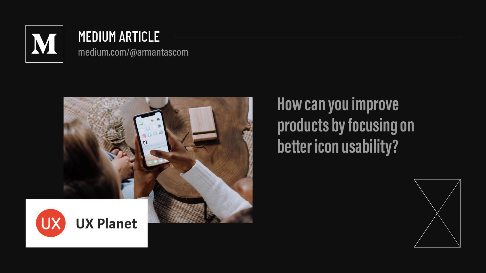 Medium article image